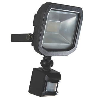 15w LED Garden Floodlight incl PIR sensor £7.79 at Screwfix Clearance