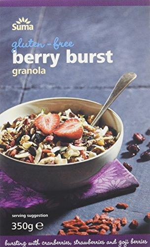 Suma Granola Gluten Free Berry Burst 350 g (Pack of 6) £8.17 Prime / £7.76 S&S @ Amazon