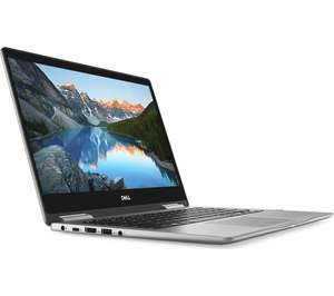 Dell Inspiron 13 7373 2 in 1 Convertible (Certified Refurbished) - i7-8550U, 8GB RAM, 256GB SSD £701.13 @ Dell