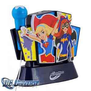DC Super Hero Girls: Sing-a-Long Karaoke only £7.99 @ Home Bargains
