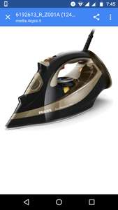 Philips Azur Performer Steam Iron GC4527/80 £51.99 @ Argos