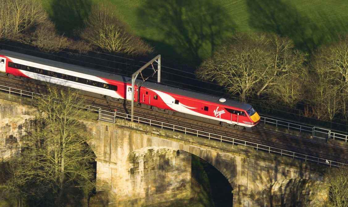 50% Virgin Trains East Coast via UNiDAYS (students)
