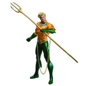 DC Aquaman figure, free delivery on a £10+ spend (otherwise £1.99)...others available - £5.99 @ Zavvi