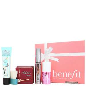 Benefit Best seller Kit (Worth £97.00) now £35.7 Delivered with code @ Lookfantastic