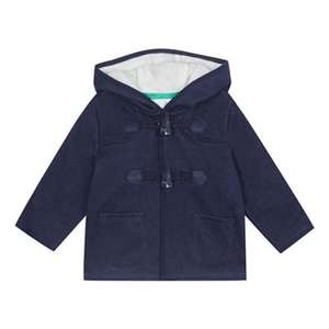 J by Jasper Conran - Baby boys' navy fleece lined jacket £10 @ Debenhams
