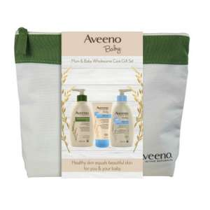 (9.59 with code) Aveeno Gift Set  £11.99 Was £20.00 Save £8.01