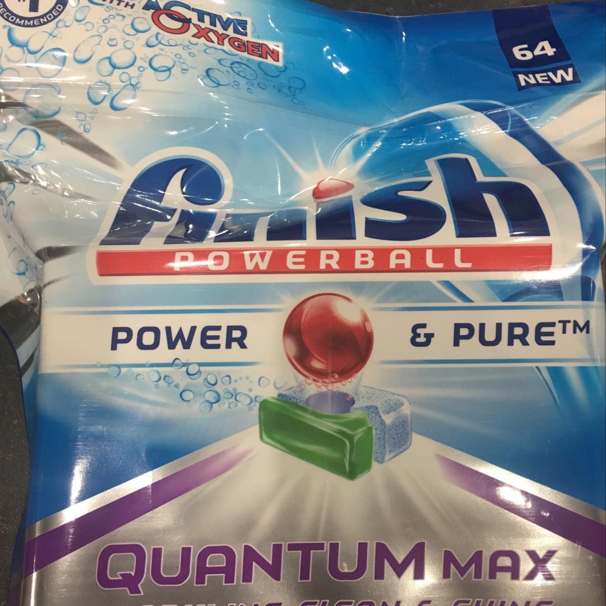 Finish Quantum Power Ball £10 Half Price @ Waitrose