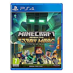 Minecraft Story Mode Season 2 @ Tesco for £18.00