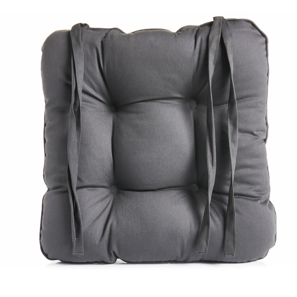 Wilko Utility Seat Pad Grey - £3 @ Wilko (Free C&C)