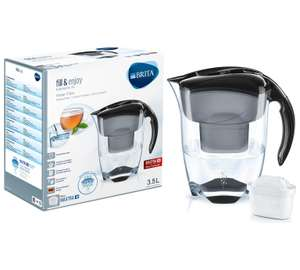 Brita Elemaris Meter XL Water Filter Jug Free c&c @ Argos for £17.49