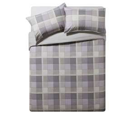 Collection Louis Blush Brushed Cotton Bedding Set - Kingsize - 100% Cotton -  Argos - £9.99 (C&C)