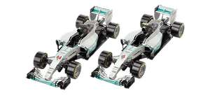 Ultra Realistic Lewis Hamilton F1 model kits. Free download @ Epson