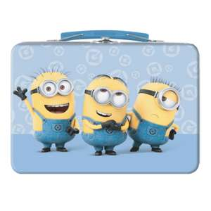 Minions Lunch Tin 62p @ Wilko