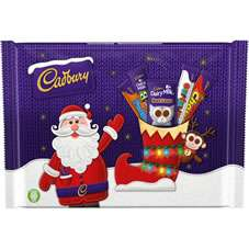 Cadbury Small Selection Pack 95g - Read Instructions 25p @ Wilko