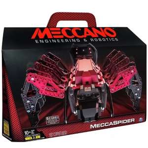 Meccano mecca spider TESCO in store only £25