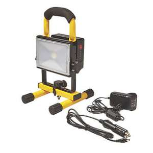 Diall rechargeable LED work light £24.99 @ Screwfix