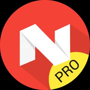 N Launcher Pro - Nougat 7.0 Free @ Google Play Store