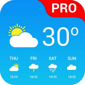 Weather App Pro Free @ Google Play Store