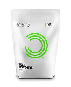 Amazon : 30% off bulkpowders 1kg pure whey protein Vanilla - was 17.49 now £12.24 Prime / £16.23 Non Prime @ Amazon