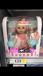 Tesco stores now have luvabella for £25!! More items in comments (found in Exeter)