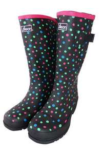 15% off all Jileon Wellies w/code