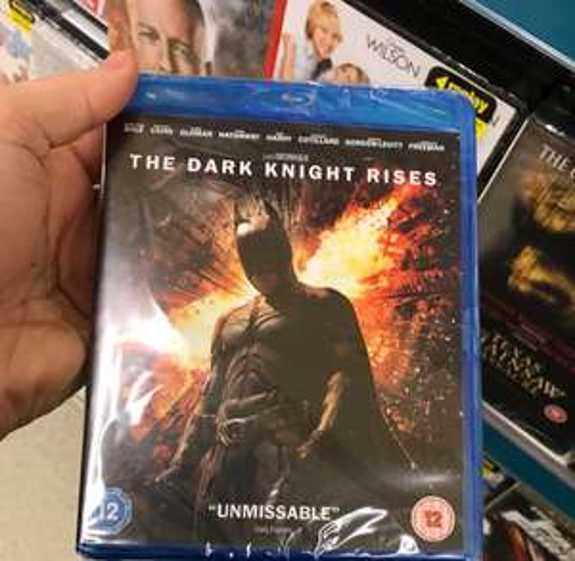 The Dark Knight Rises £1 instore @ Poundland (Sheffield)