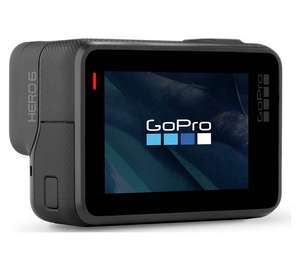 GoPro Hero 6 Black with GoPro Fetch Dog Harness £399 @ Argos