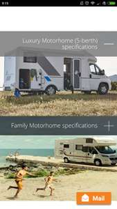 Relocation Luxury Brand New Motorhome from £30per day @ Spaceship Rentals