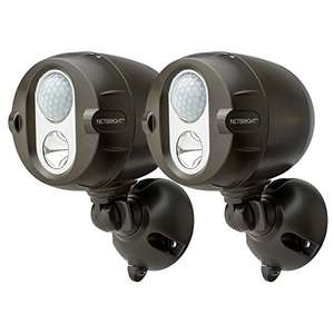 NETWORKED MR BEAMS TWIN PACK LIGHTS - LOWEST EVER £47.80 at AMAZON PRICE