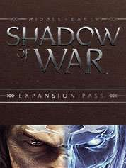 Middle Earth: Shadow of War Expansion Pass for PC £18.47 at GMG