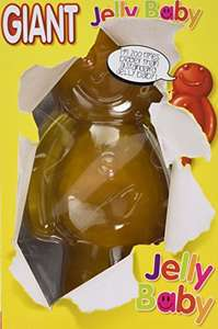 Got a sweet tooth?? Giant Jellybaby for £7.60 Prime / £11.59 Non Prime @ Amazon!