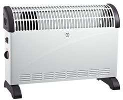 2 Kw Free Standing Electric Convector Heater @ CPC for £11.99 incl del