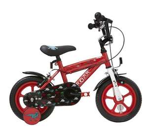 Further reductions on Terrain Kids Bikes - Terrain Stegosaurus 12 inch Wheel £39.50 - Terrain BMX 1020T 20 inch Wheel £65 (more in OP) @ Tesco Direct