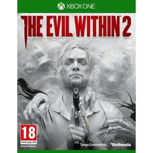 The Evil Within 2 (Xbox One) £17.99 Delivered @ 365 Games with code GOLD