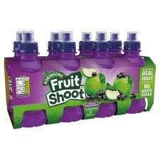 Want your kids to trash the house and never sleep? Fruit shoot 8x200ml (all flavours) 1/2 price £1.49 at Tesco