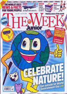 Free Magazine for Kids _ The Week Junior