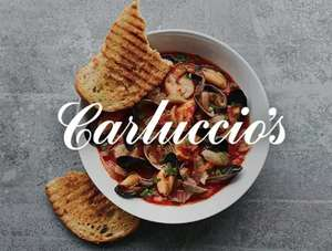 2nd Main for £1 at Carluccio's via vouchercloud