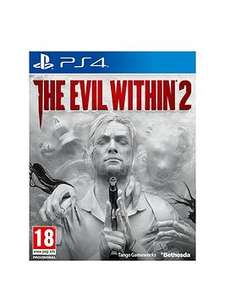 The Evil Within 2 PS4 C&C £11.99 @ very