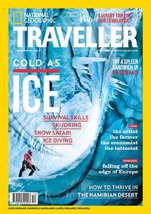 Nat Geo Traveller subscription 6 months £5