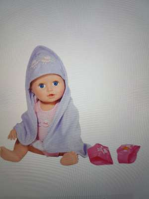 Baby Annabell learn to swim £24.98 at toys r us