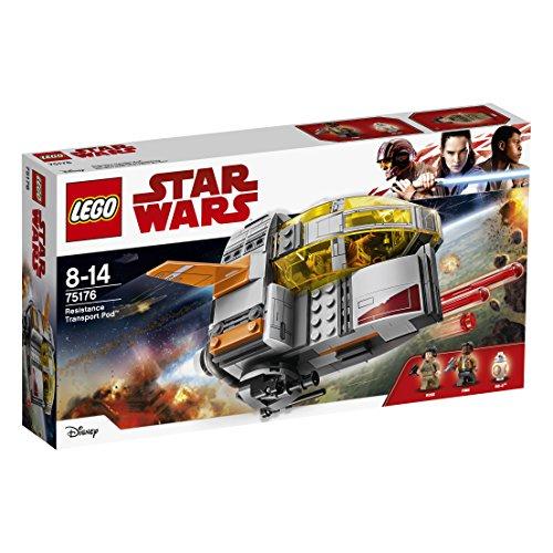 LEGO Star Wars The Last Jedi 75176 Resistance Transport Pod Toy - £24.97 @ Amazon - Prime exclusive