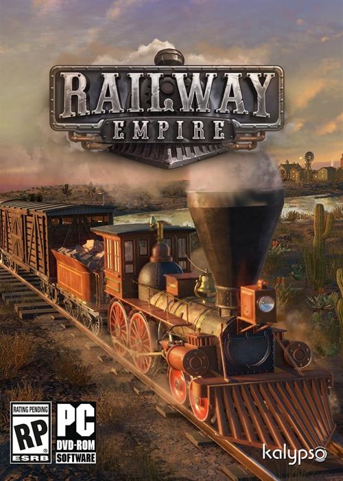 Railway Empire PC Steam (pre-order) £23.96 @ SCDKey