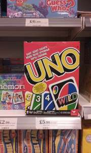 GIANT Uno Cards Home Bargains £5.99