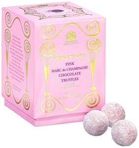 Prestat Pink Marc De Champagne Truffles £5.53 with S&S @ Amazon