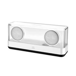 Inateck Transparent Wireless Bluetooth 4.2 Speaker with 20W Output now £27.94 with code Sold by Inateck and Fulfilled by Amazon