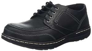 Hush Puppies Mens Volley Victory Derbys Black £20-£22 @ Amazon