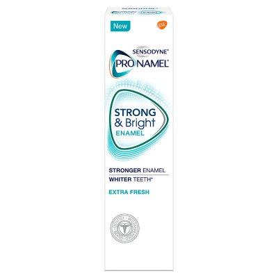 Sensodyne Pro Namel Strong & Bright 75ml £2.50 at Waitrose