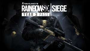 Rainbow Six Year 3 Pass £18.89 with code @ Ubisoft