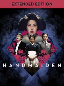 The Handmaiden (extended version) in HD £1.99 to own from Google Play store