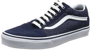 Vans Men's Old Skool Trainers £36 @ Amazon